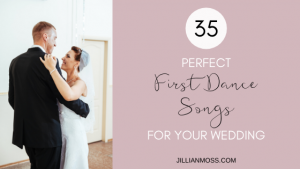 Perfect First Dance Songs for Your Wedding